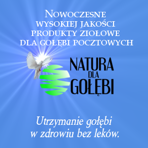 Natura dla gołębi - mieszanki ziołowe